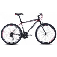 Bicicleta Capriolo Monitor Man 26 negru/rosu/gri 46 cm
