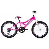 Bicicleta Capriolo 20 Diavolo 200 roz/mov/alb