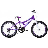 Bicicleta Capriolo 20 Diavolo 200 mov/albastru