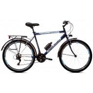 Bicicleta Capriolo Metropolis Man 26 gri/albastru 48 cm
