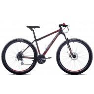 Bicicleta Capriolo Level 9.4 29 negru/rosu 48 cm
