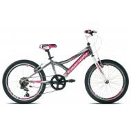 Bicicleta Capriolo 20 Diavolo 200 gri/roz