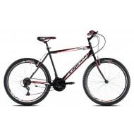 Bicicleta Capriolo Passion Man negru/alb/rosu 53 cm