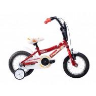 Bicicleta Capriolo Star Girl red 12