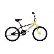 Bicicleta Capriolo Striker BMX yellow 20