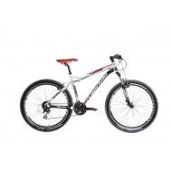 Bicicleta Capriolo Gila 26 white-black-red 22