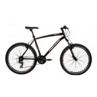 Bicicleta Capriolo Monitor FS Amort black-orange 20