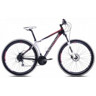Bicicleta Capriolo Niner 9 29 black-white-red 19