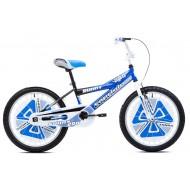 Bicicleta Capriolo Sunny Boy white-blue-black 20
