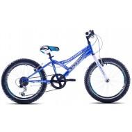 Bicicleta Capriolo 20 Diavolo 200 albastru/negru
