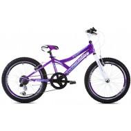 Bicicleta Capriolo 20 Diavolo 200 violet-blue