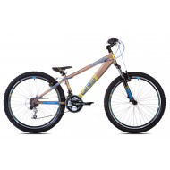 Bicicleta Capriolo Fireball 26 brown-blue