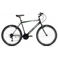 Bicicleta Capriolo Passion Man black-white-green 21