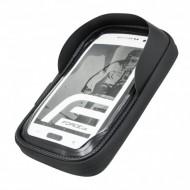 Borsetă ghidon FORCE Touch Smartphone negru