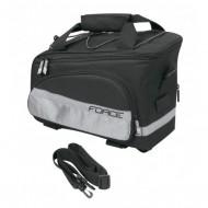 Geantă portbagaj FORCE Slim 9 litri