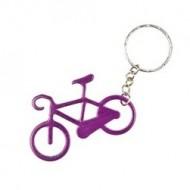 Breloc cu bicicleta mov