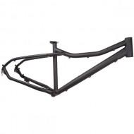 """Cadru SXT Fat Bike aluminiu 26"""" negru 42 cm"""