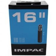Cameră IMPAC 16x1.75x2.25 valvă auto 35 mm