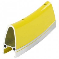 "Jantă dublă SXT 28"" - 32H (622 mm) galben"