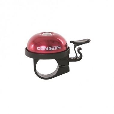 Sonerie bicicletă CONTEC Medi Bell roșu