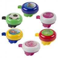 Sonerie M-WAVE copii diferite culori