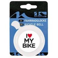 Sonerie  BIKEFUN I Love My Bike alb