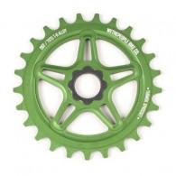 Foaie angrenaj BMX WTP Turmoil 14 Spline Drive 25T verde