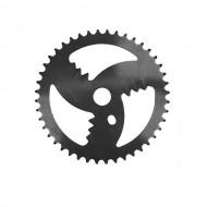 Foaie angrenaj BMX SXT 44T negru