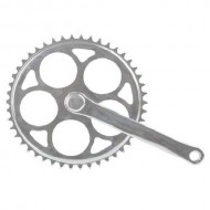 Angrenaj pedalier SXT - ax pană - single speed 46T