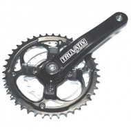 Angrenaj pedalier TRUVATIV - X-FLOW - ax pătrat - 3x5/8V
