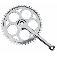 Angrenaj pedalier RPC - ax pană - single speed