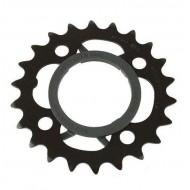 Foaie angrenaj SHIMANO Acera FC-M361 3x6,7,8V 22T / PCD 64 mm / negru