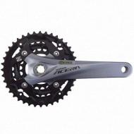 Angrenaj pedalier SHIMANO Acera FC-M3000 - octalink - 3x9V 165 mm / 40x30x22T