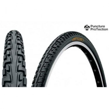 Anvelopă CONTINENTAL Ride Tour 28x1.75 (47-622) ProTection - negru