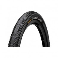 Anvelopă CONTINENTAL Double Fighter III 27.5x2.0 (50-584) 3ply Sport