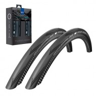 Anvelopă SCHWALBE Pro One 700x25C (25-622) SK Tubeless Foldabil - set 2 bucăţi