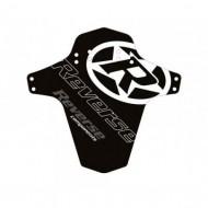 Apărătoare REVERSE Logo negru/alb