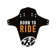 Apărătoare REVERSE Born to Ride negru/alb/portocaliu