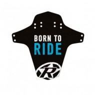 Apărătoare REVERSE Born to Ride negru/alb/albastru