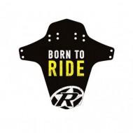 Apărătoare REVERSE Born to Ride negru/alb/galben