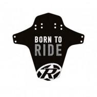 Apărătoare REVERSE Born to Ride negru/alb/gri
