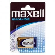 Baterie MAXELL Alcalina 9V