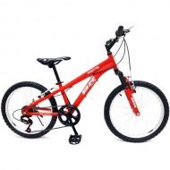 "Bicicleta BR Inspire 20"" - rosu"