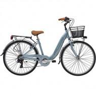 "Bicicleta ADRIATICA 18 Relax Lady 26"" gri 45 cm"
