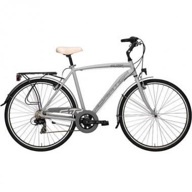 "Bicicleta ADRIATICA Sity3 Man 6V 28"" gri 55 cm"