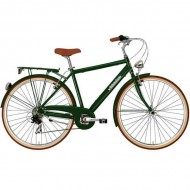 "Bicicleta ADRIATICA 18 Retro Man 28"" verde 50 cm"