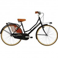 "Bicicleta ADRIATICA 18 Week End Lady 26"" negru 45 cm"