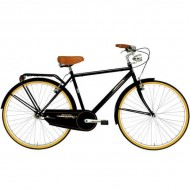 "Bicicleta ADRIATICA 18 Week End Man 28"" negru 51 cm"