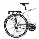 "Bicicleta ADRIATICA 18 Boxter Man 28"" alb 55 cm"