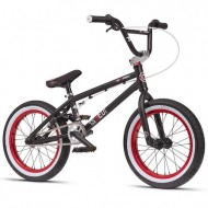 Bicicleta BMX 16 WETHEPEOPLE Seed 15.75TT negru